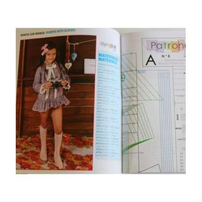 Revista de patrones infantiles Nº 8 - K