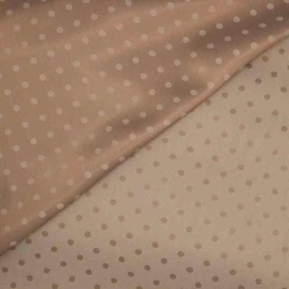 Tela de forro beige con mota 2