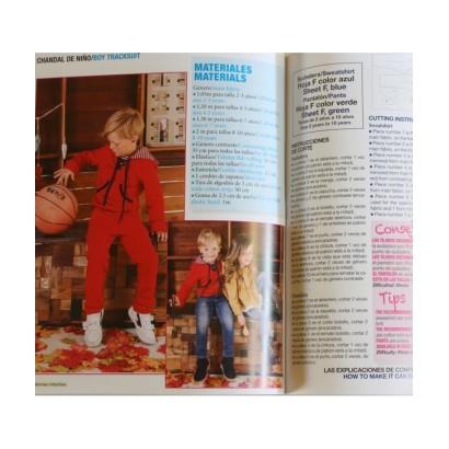 Revista de patrones infantiles Nº 8 - L