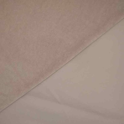 Tela de toalla fina rosa 2