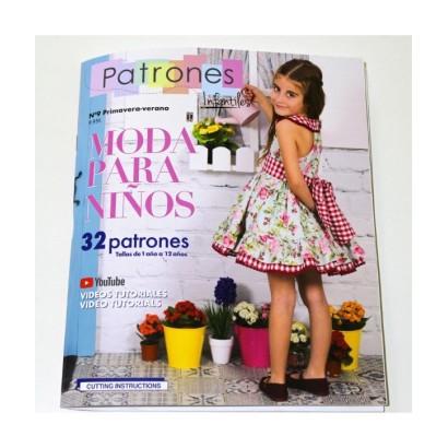 Revista de patrones infantiles Nº 9 - A