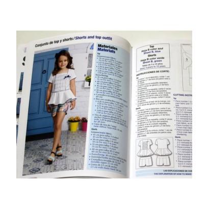Revista de patrones infantiles Nº 9 - D
