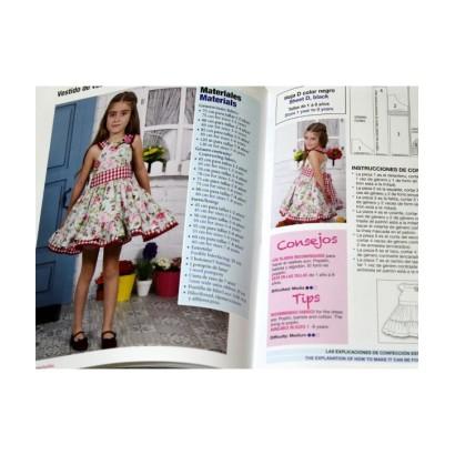 Revista de patrones infantiles Nº 9 - F