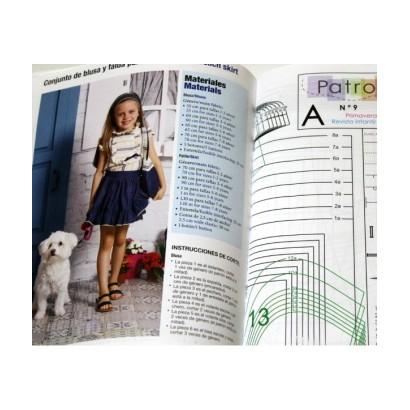 Revista de patrones infantiles Nº 9 - G