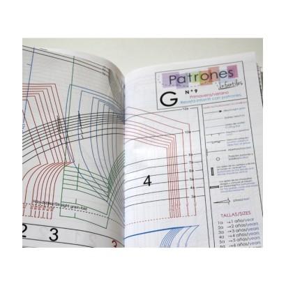 Revista de patrones infantiles Nº 9 - H