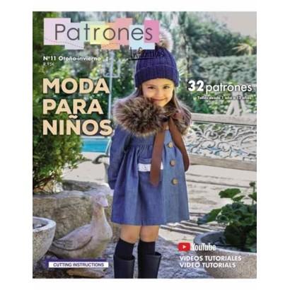 Revista patrones Nº 11...