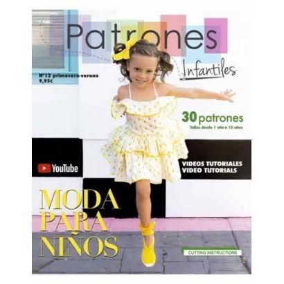 Revista patrones Nº 12...