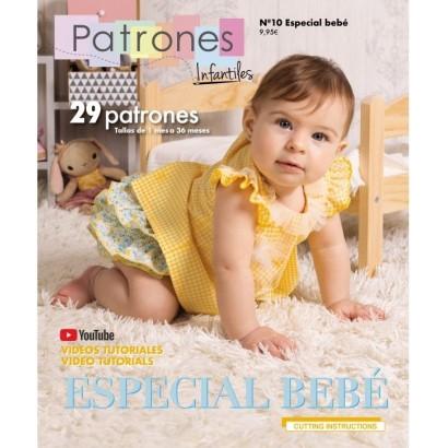 Revista de patrones infantiles Nº 10 - A