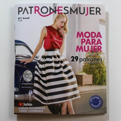 Revista patrones Mujer Nº 1