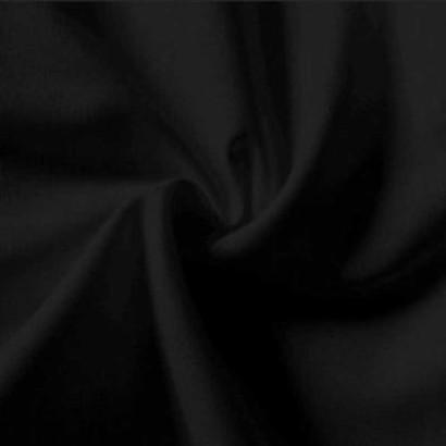 Tela de lino de rayas estrechas