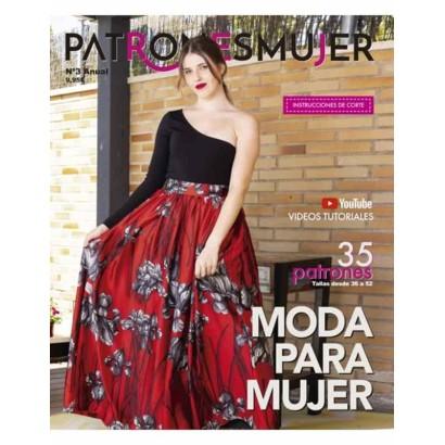 Revista patrones Mujer Nº 3