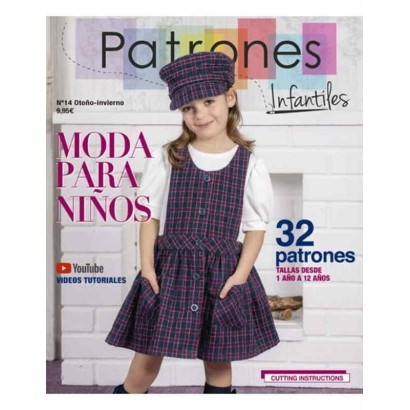 Revista patrones Nº 14...