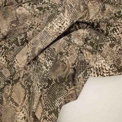 Tela de tapicería arrugada