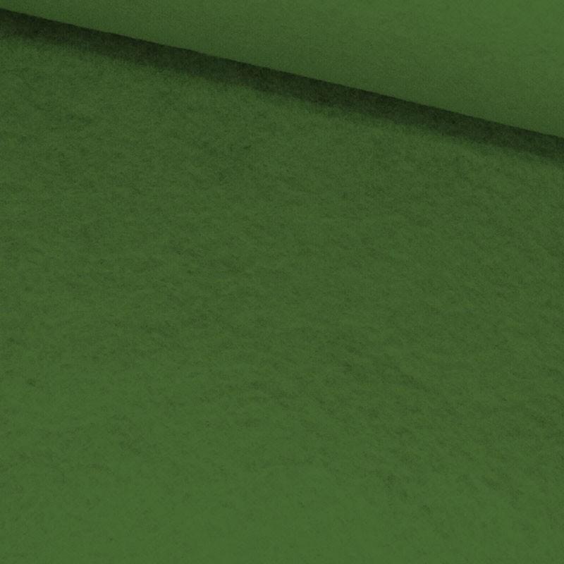 Tela de fieltro lomo verde hierba