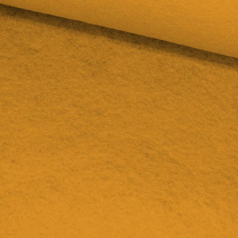 Tela de fieltro lomo mostaza