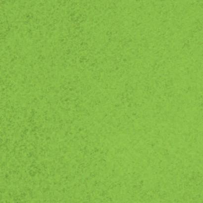 Tela de fieltro lisa verde