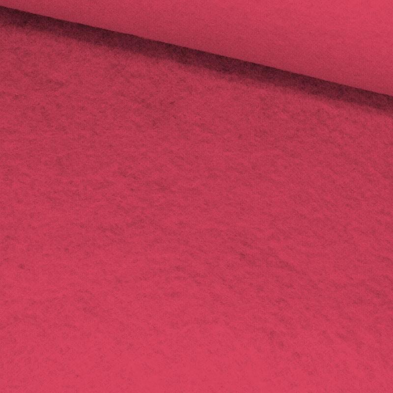 Tela de fieltro lomo rosa fucsia