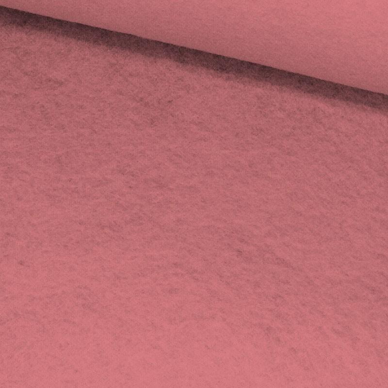 Tela de fieltro lomo rosa