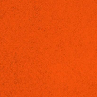 Tela de fieltro lisa naranja