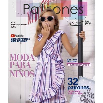 Revista patrones Nº 15...