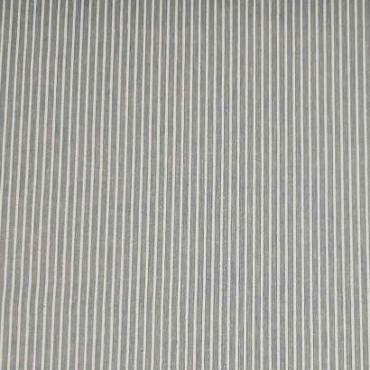 Tela de algodón vaquera lisa
