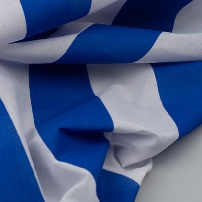 Bandera Real Sociedad arrugada