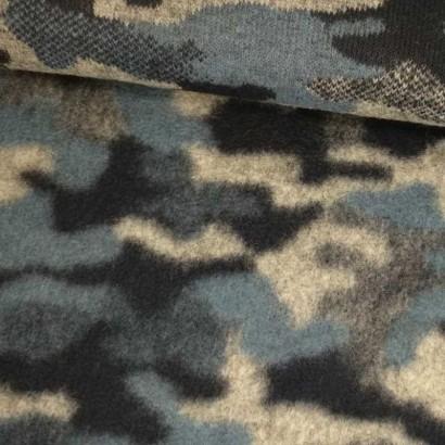 Tela de paño de camuflaje tubo