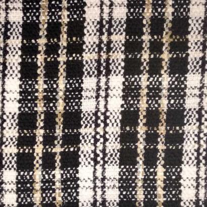 Tela de algodón de cuadros 1