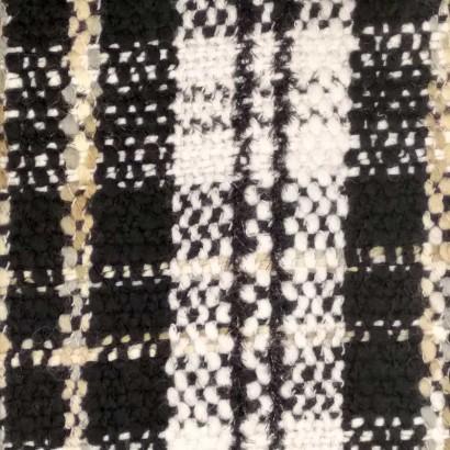 Tela de algodón de cuadros 2
