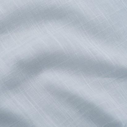 Tela de lino viscosa arrugada