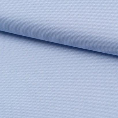Tela de algodón cuadros lomo