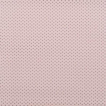 Tela de cuero sintético perforada lomo lisa