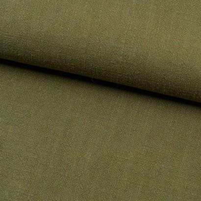 Tela de lino rústico lomo
