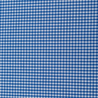Tela de algodon vichy (4mm) lisa