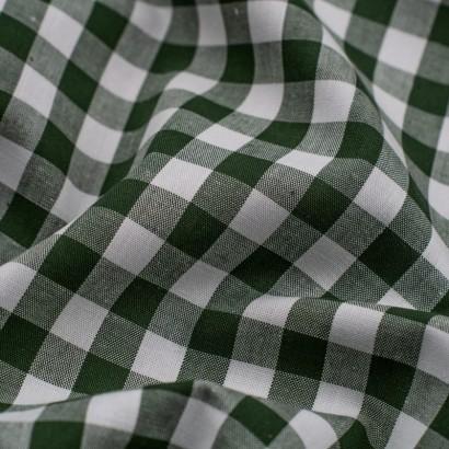 Tela de algodón Vichy (8mm) detalle