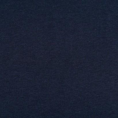 Tela de punto camiseta liso bambú lisa