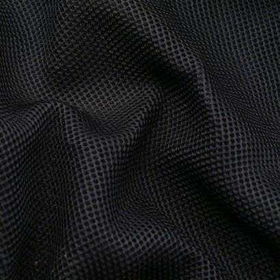 Tela de tejido 3D arrugada