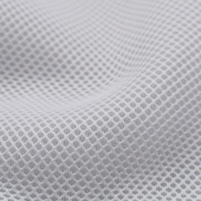 Tela de tejido 3D detalle