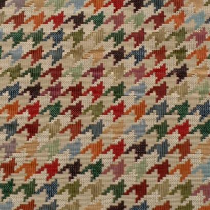 Tela de tapiceria Gobelino pata de gallo lisa