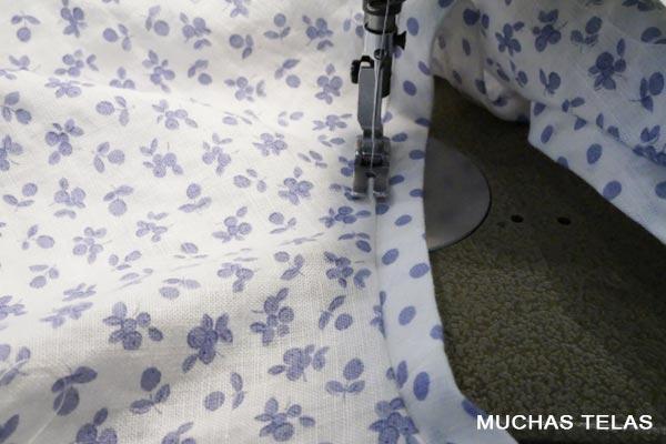 Camisa tipo poncho