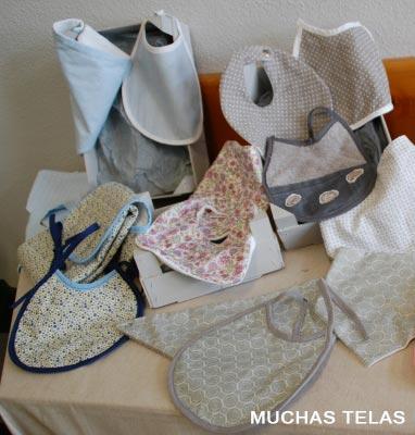 Fotos de la exposición de costura