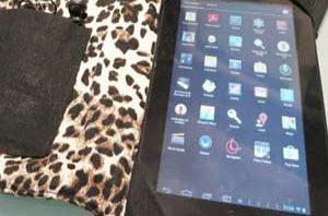 Funda para la tablet o el ebook