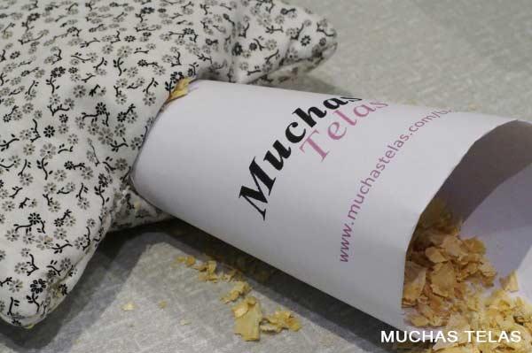 Almohadilla de sastre, rulo y mitón para planchar