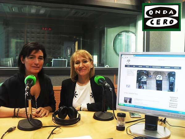 Entrevista en Onda Cero a Merke kilo – Muchas Telas