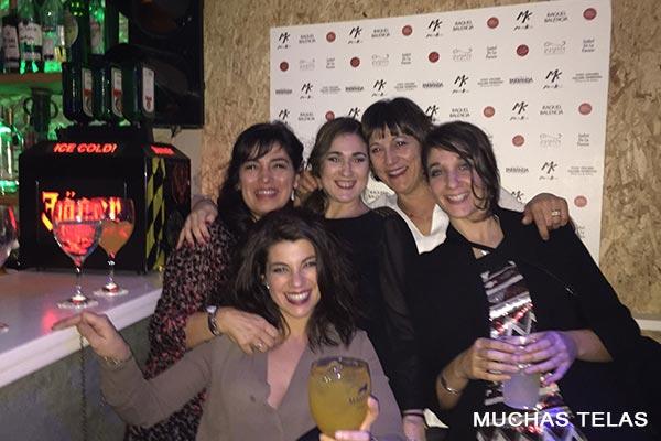Fiesta Modistillas MK – Gracias