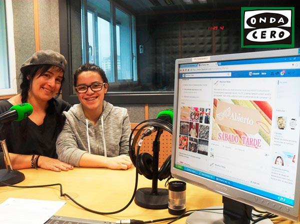 Entrevista Carnavales en Onda Cero a Merke kilo – Muchas Telas