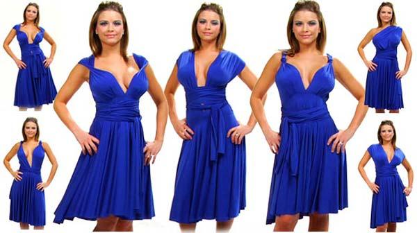 Cómo hacer un vestido de capa completa