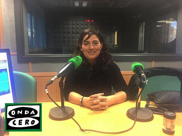Entrevista en Onda Cero Modistillas 2016