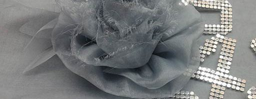 Masterclass flor de tela