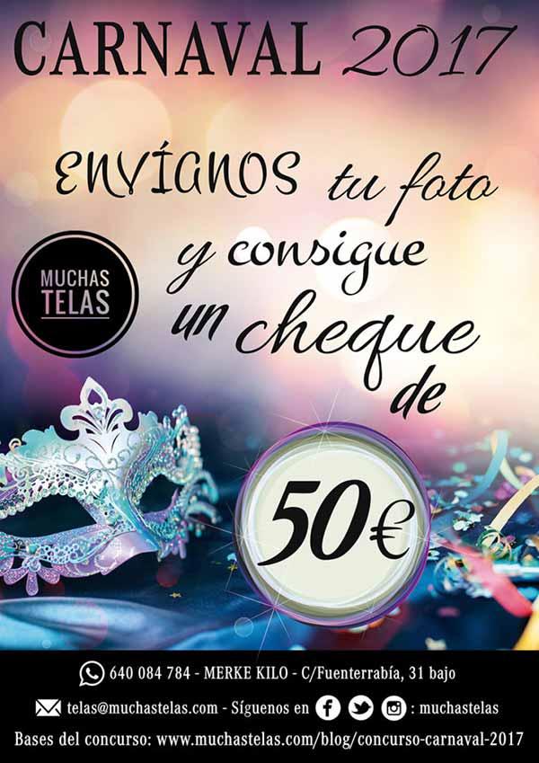 Concurso carnaval 2017